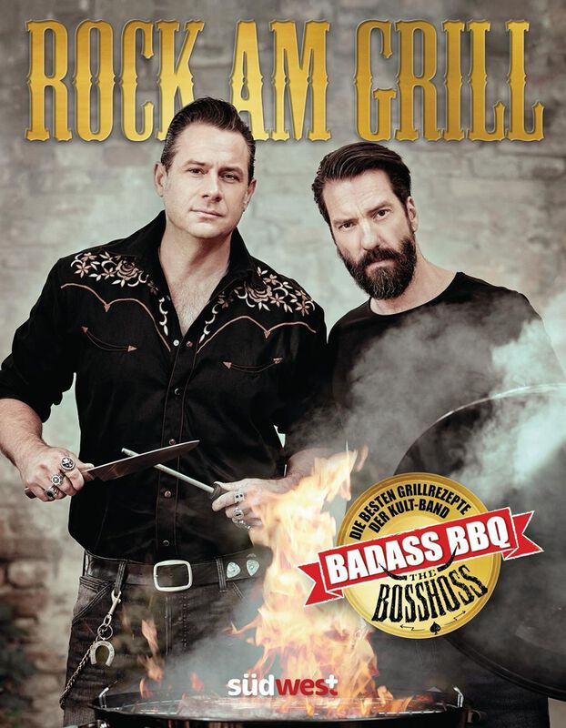 Rock am Grill Buch