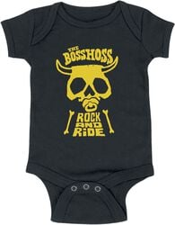 Rock and Ride Baby Strampler